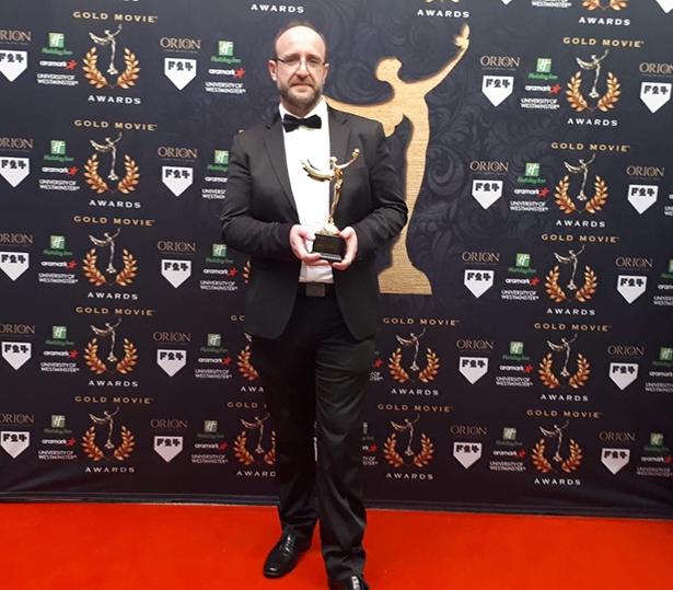 Fabio Teriaca Gold Movie Award