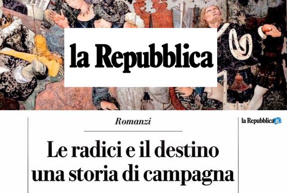 """Articolo """"la Repubblica"""""""
